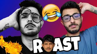 CARRYMINATI ROAST Ft KRK | Est Entertainment
