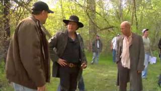 Jon Gries - For Robbing The Dead - Interview - Extrait V.O.
