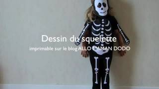 """5 déguisements """"dernière minute"""" d'Halloween"""