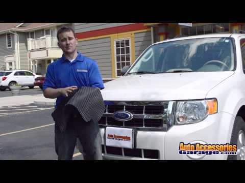 Lloyd RubberTite Cargo Liner Video