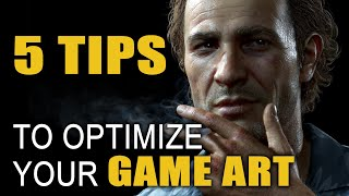 5 Tips To Optimize Your Game Art