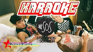 5 Seconds of Summer   Just Saying  KARAOKE