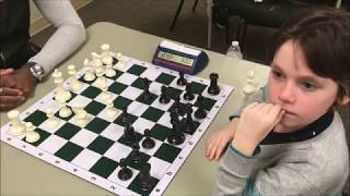 Never Underestimate A 7 Year Old Chess Player AGAIN! Golan vs. Michael