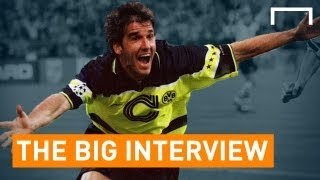 Interview mit Paulo Sousa