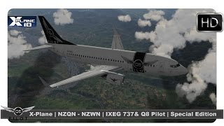 X-Plane/Airline2Sim] IXEG 737-300 *First Look* with a REAL Pilot