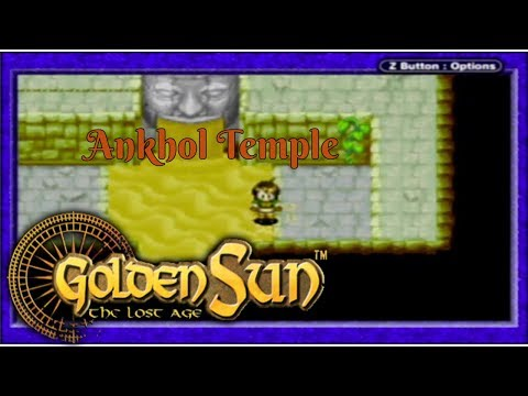 Golden Sun: The Lost Age Walkthrough - The Legend of Gaia Rock by