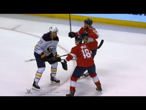 Micheal Haley vs. Jordan Nolan