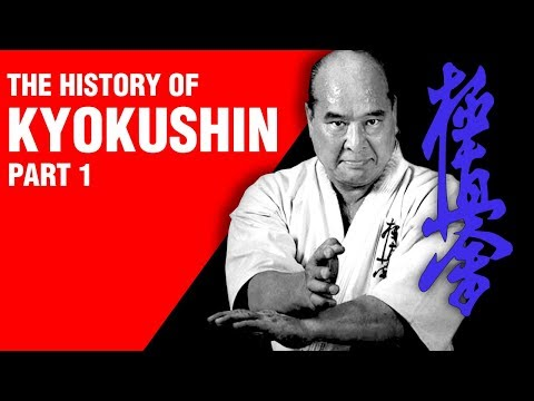 The History of Kyokushin PART 1 | ART OF ONE DOJO