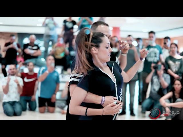 Sergio & Ana - Danny D, Edwin Velazquez - Quedate Un Minuto Más