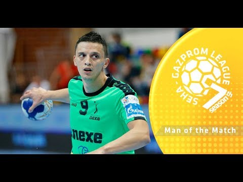 Man of the match: Sasa Barisic-Jaman (Celje PL vs Nexe)
