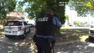 Body cam footage shows police confronting Vineland man in fatal shooting