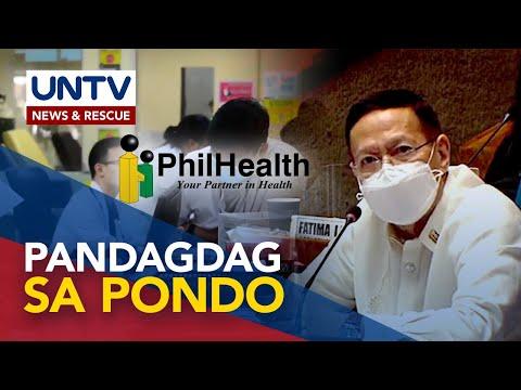[UNTV]  PhilHealth, humingi ng dagdag na pondo para sa susunod na taon