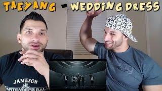 TAEYANG - WEDDING DRESS [REACTION]