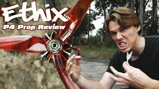 """Ethix P4 Prop Review - """"I'm doing my 1/4 mile in these"""""""