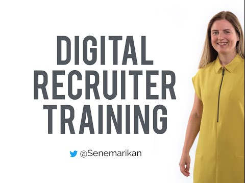 Digital Recruiter Training - Master Boolean Search - Write boolean ...