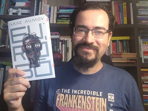 """Lendo ficção como um filósofo - """"Eu robô"""" de Isaac Asimov"""