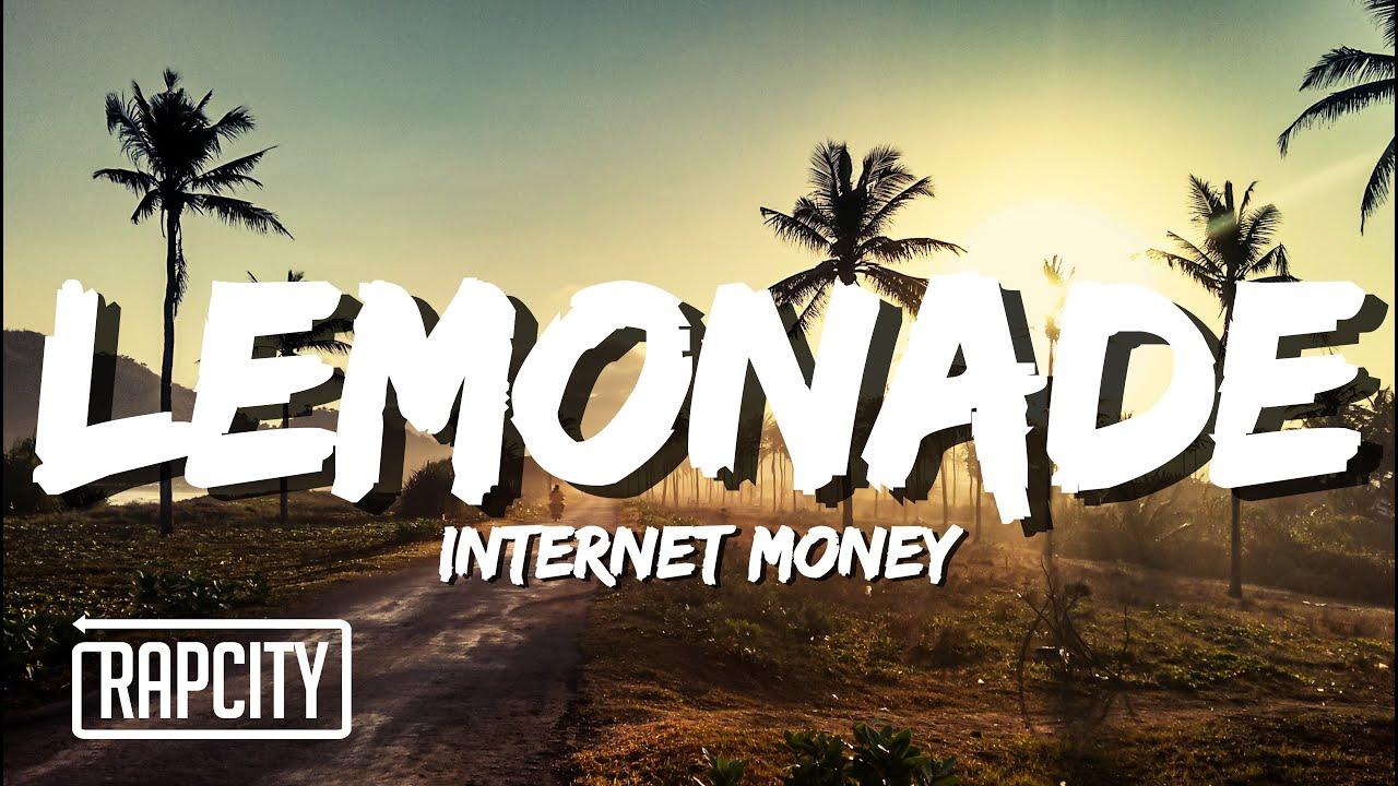 lemonade lyrics internet money lyricshost
