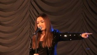 Charice — 'I Will Survive' @ 50th Anniv. Private Event (p3-6)