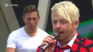 Ross Antony   Hit Medley   ZDF Fernsehgarten 27.05.2018