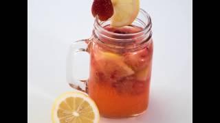 วิธีทำ Strawberry lemon soda เย็นชื่นใจ