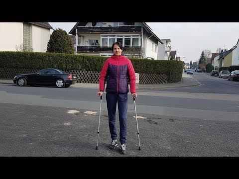 Компресс на коленный сустав видео