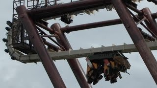 Sequoia Adventure (HD POV) - Gardaland