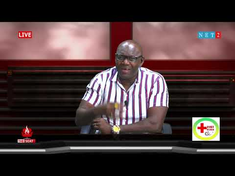 THE SEAT WITH OHENEBA NTIM - BARIMAH - RESEARCHER (06- 04- 20)