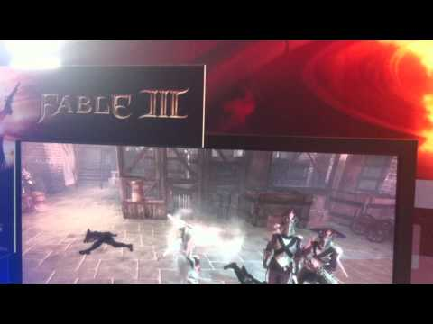 A Quick Look At Fable III Playing On The PC