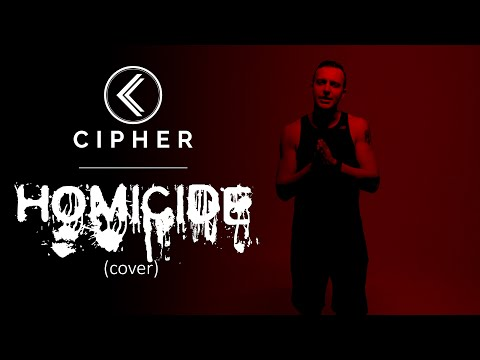Homicide (cover) | Cipher