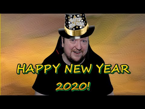 Happy New Year! Hope You Have A GREAT 2020!