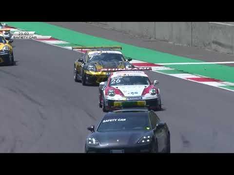 Porsche Carrera Cup Italia 2019 - Mugello: Race 2 - 21 Luglio 2019