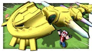 강철톤  - (포켓몬스터) - *황금 메가진화* 크고 멋져요!! [이로치 진화 또 진화!] 마인크래프트 탁주 쪼꼬 포켓몬 #114