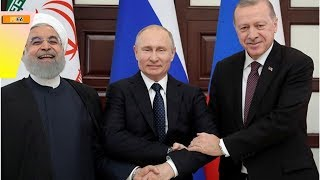 News 24h - Russia, Turkey and Iran hail US withdrawal from Syria