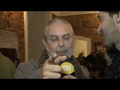 Don Vilanova / Botafogo video Entrevista  - Inauguración Fundación Mercedes Sosa 2016