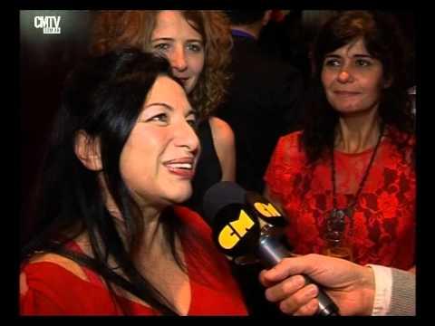 Mavi Díaz y Las Folkies video Entrevista Sony Up Front - Mayo 2015