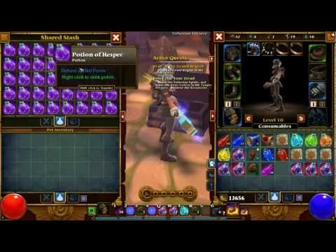 This Nifty Torchlight II Hack Lets You Easily Respec Your Character