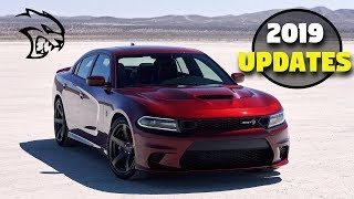 What's New for the 2019 Dodge Charger Lineup? - Refreshed Hellcat, More Features, & New Colors!