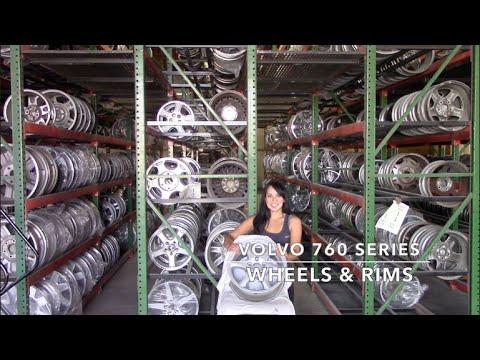 Factory Original Volvo 760 Series Rims & OEM Volvo 760 Series Wheels – OriginalWheel.com