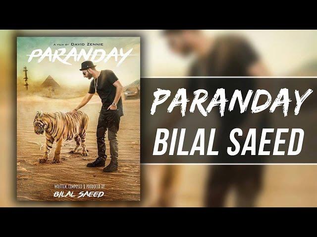 Bilal Saeed Paranday Lyrics With Meaning English