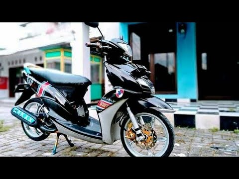 Modifikasi Motor Mio J Zona Ilmu 8