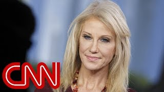 Kellyanne Conway addresses husband's Trump feud on live TV