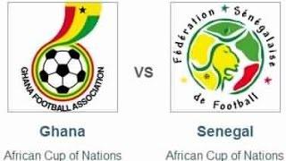 preview picture of video 'Ghana - Sénégal [PES 2015] | CAN 2015 (1ère Journée - Groupe C) | CPU Vs. CPU'