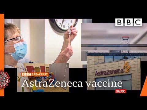 Oxford-AstraZeneca Covid jab safe, insists Hancock @BBC News live ???? BBC
