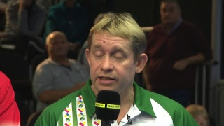 Just. 2019 World Indoor Bowls Championships: Day 11 Session 2