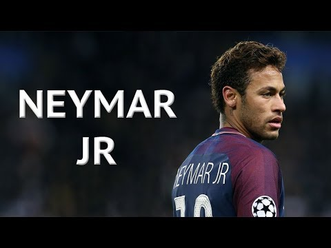 Neymar - Vision & Passing 2017/18