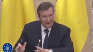 """Янукович в """"Наша Раша"""""""