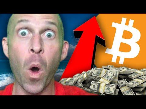 Bitcoin értéke idővel