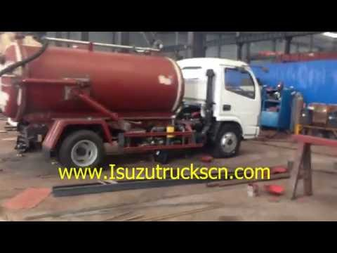 Sewage Suction Truck at Best Price in India