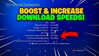 HOW TO SPEED UP DOWNLOADS & DOWNLOAD GAMES FASTER IN 2021! (BEST DNS SERVER FOR PS4/PS5)