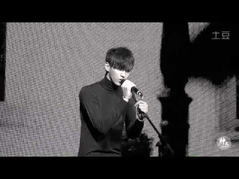 140911 - Kris Wu Yifan singing All Of Me [FULL]